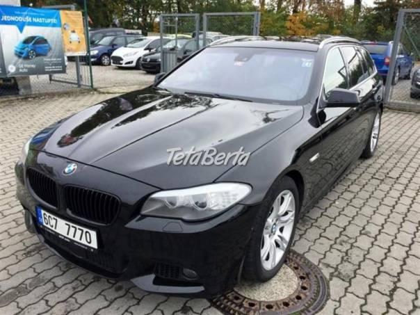 BMW Řada 5 520 D M PACKET, SERVISKA, foto 1 Auto-moto, Automobily   Tetaberta.sk - bazár, inzercia zadarmo