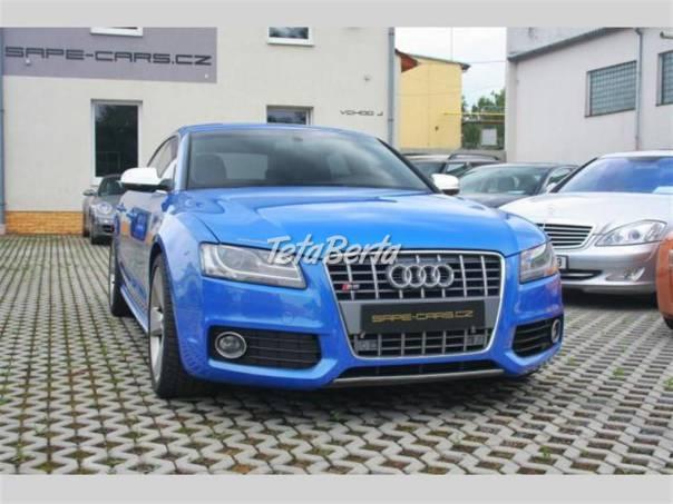 Audi S5 3.0 TFSI quattro S-Tronic, ZÁRUKA, foto 1 Auto-moto, Automobily | Tetaberta.sk - bazár, inzercia zadarmo