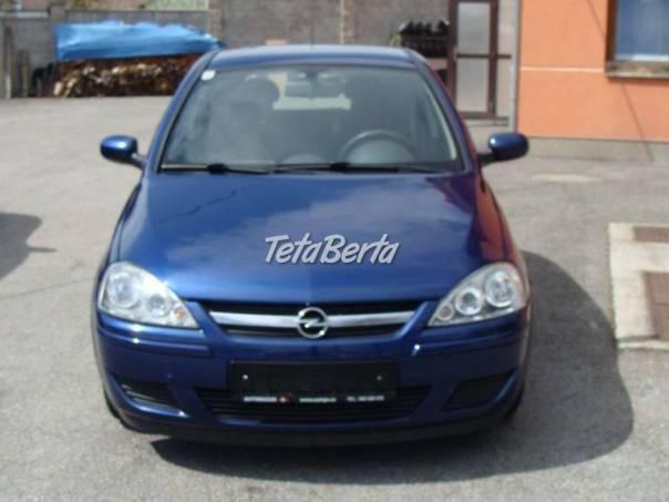 Opel Corsa 1.0 SERVISNÍ KNÍŽKA KLIMA, foto 1 Auto-moto, Automobily | Tetaberta.sk - bazár, inzercia zadarmo