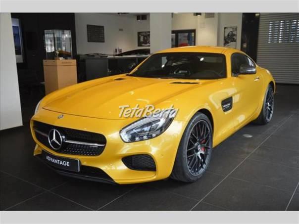 Mercedes-Benz  GT-S   4.0, foto 1 Auto-moto, Automobily | Tetaberta.sk - bazár, inzercia zadarmo