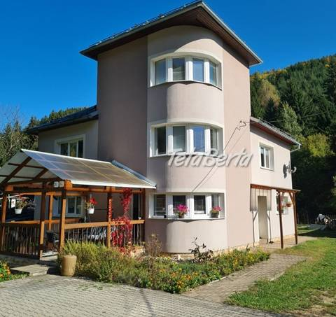 Zaujímavý väčší rodinný dom v blízkosti Nízkych Tatier, foto 1 Reality, Domy | Tetaberta.sk - bazár, inzercia zadarmo