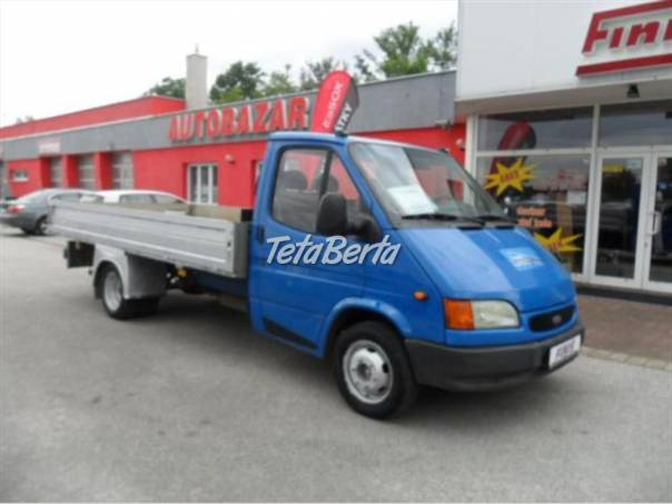 Ford Transit 2.5  D, foto 1 Auto-moto, Automobily | Tetaberta.sk - bazár, inzercia zadarmo