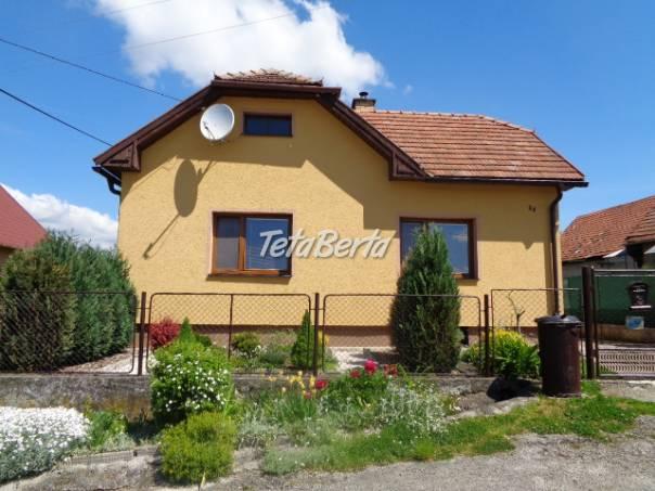 Rodinný dom v obci Ivančiná - rezervované, foto 1 Reality, Domy | Tetaberta.sk - bazár, inzercia zadarmo