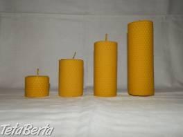 Sada voskových sviečok - valec 4,8,12,16 x 5 cm , Dom a záhrada, Ostatné  | Tetaberta.sk - bazár, inzercia zadarmo