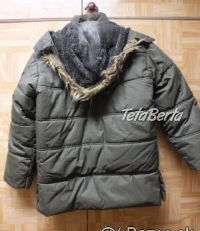 Predám chlapčenskú vetrovku veľkosť 152., foto 1 Pre deti, Detské oblečenie   Tetaberta.sk - bazár, inzercia zadarmo