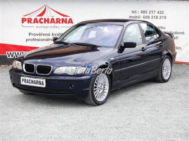 BMW Řada 3 316i PŮVOD ČR, foto 1 Auto-moto, Automobily | Tetaberta.sk - bazár, inzercia zadarmo