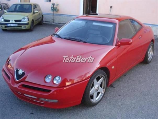 Alfa Romeo GTV 2.0TS 16V 153kW-Alu17-TwinDTM, foto 1 Auto-moto, Automobily | Tetaberta.sk - bazár, inzercia zadarmo