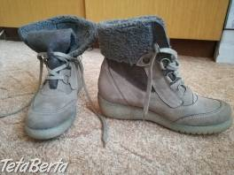 Teplé kotníkové topánky , Móda, krása a zdravie, Obuv  | Tetaberta.sk - bazár, inzercia zadarmo