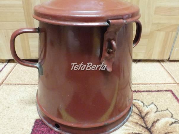 Predám plechovú konvičku Tatra 5 litrov , foto 1 Dom a záhrada, Vybavenie kuchyne | Tetaberta.sk - bazár, inzercia zadarmo