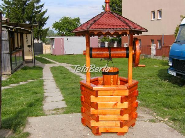 Okrasna studnička, foto 1 Dom a záhrada, Záhradný nábytok, dekorácie | Tetaberta.sk - bazár, inzercia zadarmo