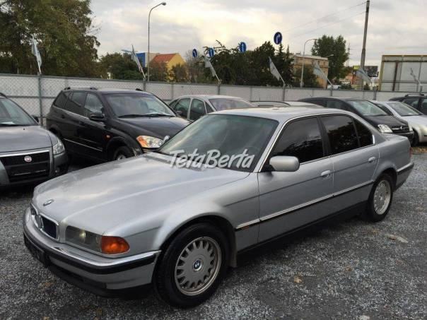BMW Řada 7 730i, foto 1 Auto-moto, Automobily | Tetaberta.sk - bazár, inzercia zadarmo