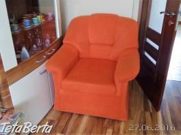 sedačka , Dom a záhrada, Kreslá a sedacie súpravy  | Tetaberta.sk - bazár, inzercia zadarmo