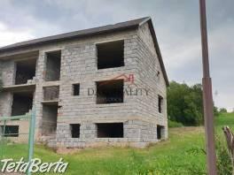 rozostavaná stavba ,Vyšný Čaj, Košice okolie , Reality, Domy    Tetaberta.sk - bazár, inzercia zadarmo