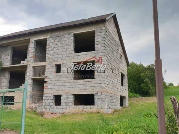 rozostavaná stavba ,Vyšný Čaj, Košice okolie, foto 1 Reality, Domy | Tetaberta.sk - bazár, inzercia zadarmo