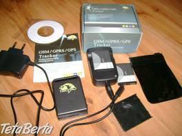 Predám GPS tracker ( sledovacie zariadenie ) , Elektro, Zabezpečovacie systémy    Tetaberta.sk - bazár, inzercia zadarmo