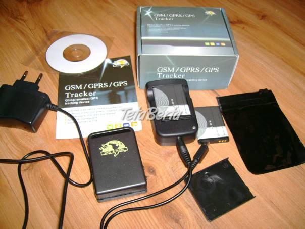 Predám GPS tracker ( sledovacie zariadenie ), foto 1 Elektro, Zabezpečovacie systémy | Tetaberta.sk - bazár, inzercia zadarmo