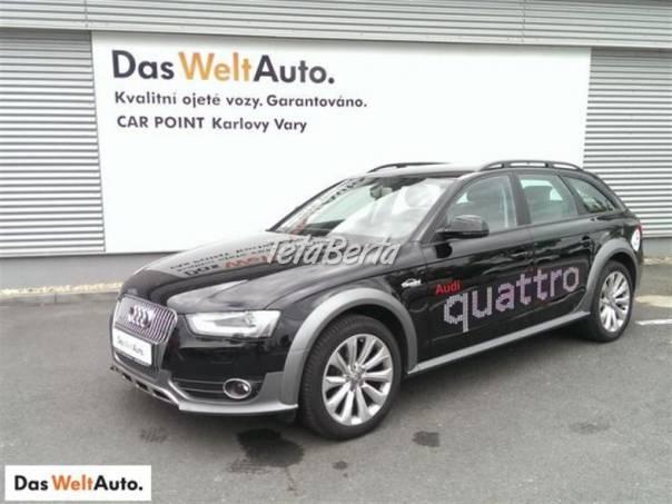 Audi A4 Allroad allroad 2.0 TDI quattro S-tronic, foto 1 Auto-moto, Automobily   Tetaberta.sk - bazár, inzercia zadarmo