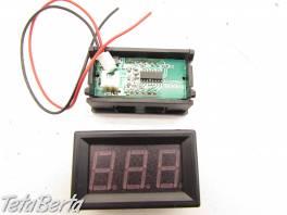 Voltmeter , Elektro, Meracie prístroje  | Tetaberta.sk - bazár, inzercia zadarmo