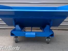 Kontajner TK 800 litrov , Obchod a služby, Stroje a zariadenia  | Tetaberta.sk - bazár, inzercia zadarmo