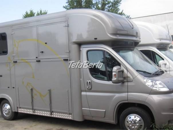 Peugeot Boxer 2,2 HDI preprava koni, foto 1 Auto-moto, Automobily | Tetaberta.sk - bazár, inzercia zadarmo