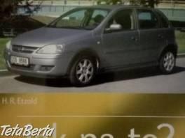 Ako na to Opel C/ Meriva