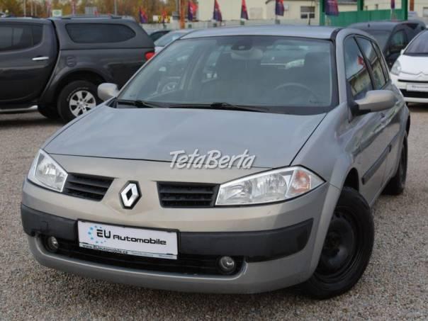 Renault Mégane 1.9 dCi ZÁRUKA 2 ROKY, foto 1 Auto-moto, Automobily | Tetaberta.sk - bazár, inzercia zadarmo
