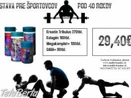 Pre športovcov do 40 rokov, doplnky stravy pre výživu svalstva, kĺbov,... , Móda, krása a zdravie, Starostlivosť o zdravie  | Tetaberta.sk - bazár, inzercia zadarmo