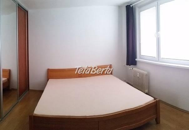 Prenajom novo zrekonštruovaného 2-izbvého bytu v Bratislave, na Estonskej ulici, foto 1 Reality, Byty | Tetaberta.sk - bazár, inzercia zadarmo