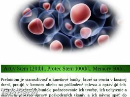 Kmeňové bunky, aktivácia kmeňových buniek, nervová sústava, Bratislava , Móda, krása a zdravie, Starostlivosť o zdravie  | Tetaberta.sk - bazár, inzercia zadarmo
