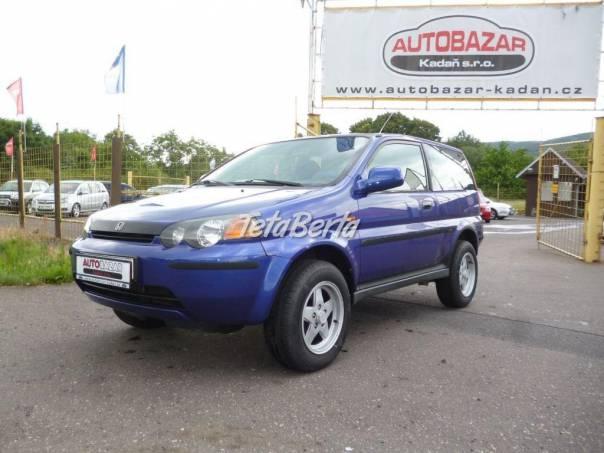 Honda HR-V 1,6 4x4, foto 1 Auto-moto, Automobily | Tetaberta.sk - bazár, inzercia zadarmo