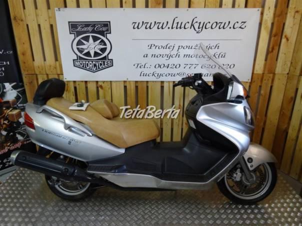 Suzuki AN Burgman 650, foto 1 Auto-moto | Tetaberta.sk - bazár, inzercia zadarmo