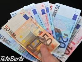 Vážna 48-hodinová pôžicková ponuka , Obchod a služby, Ostatné  | Tetaberta.sk - bazár, inzercia zadarmo