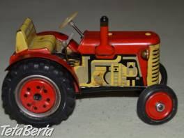 Predám plechové traktory KDN,KOVAP , Hobby, voľný čas, Umenie a zbierky    Tetaberta.sk - bazár, inzercia zadarmo