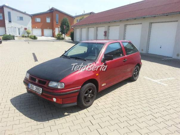 Seat Ibiza 1.4i alu kola najeto 155t km, foto 1 Auto-moto, Automobily | Tetaberta.sk - bazár, inzercia zadarmo