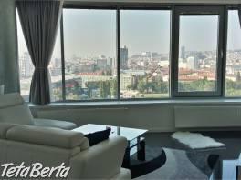 Luxusný 3 izbový byt TRI VEŽE, Bajkalská ulica, Bratislava III. Nové Mesto