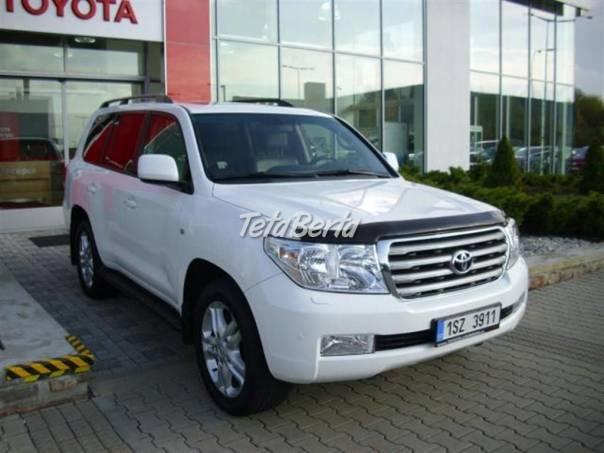 Toyota Land Cruiser V8-DPH,1MAJ,SER KN, CZ, 7MÍST, foto 1 Auto-moto, Automobily | Tetaberta.sk - bazár, inzercia zadarmo