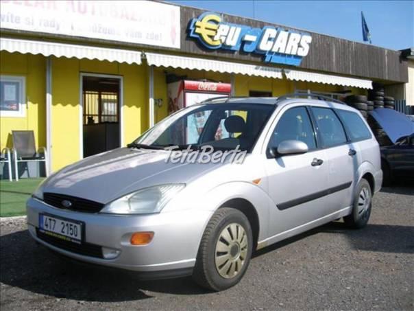 Ford Focus 1,6   GHIA,KLIMATIZACE, foto 1 Auto-moto, Automobily | Tetaberta.sk - bazár, inzercia zadarmo