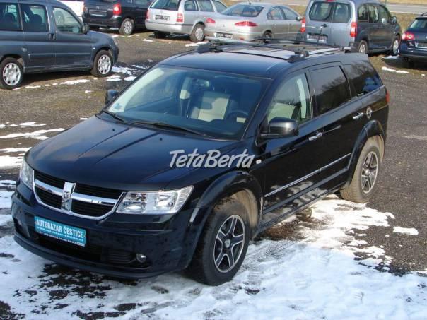 Dodge Journey 2,0CRD, foto 1 Auto-moto, Automobily | Tetaberta.sk - bazár, inzercia zadarmo