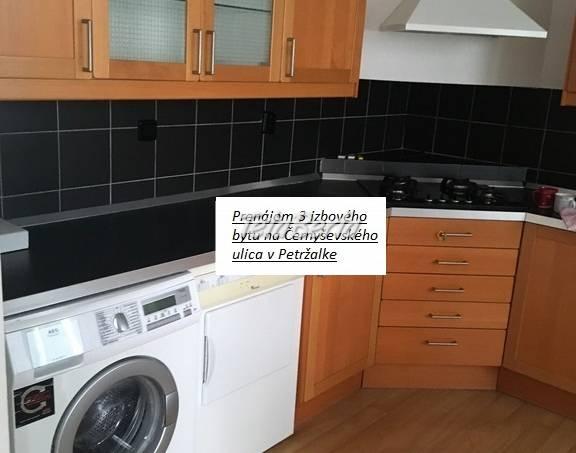 Prenájom čiastočne zariadeného a zrekonštruovaného 3 izbového bytu, Ulica: Černyševského, foto 1 Reality, Byty | Tetaberta.sk - bazár, inzercia zadarmo