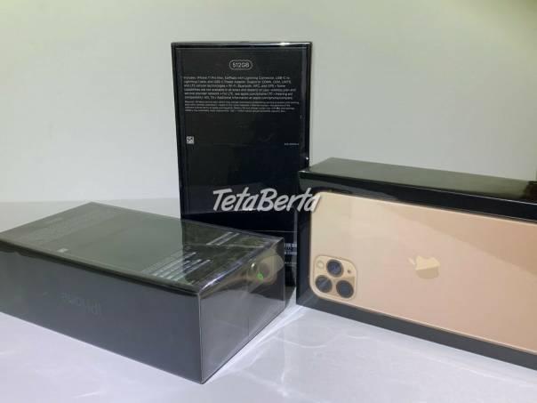 531/5000 Apple iPhone 11 Pro Max - 512 GB - odomknutý (CDMA GSM), foto 1 Elektro, Mobilné telefóny | Tetaberta.sk - bazár, inzercia zadarmo