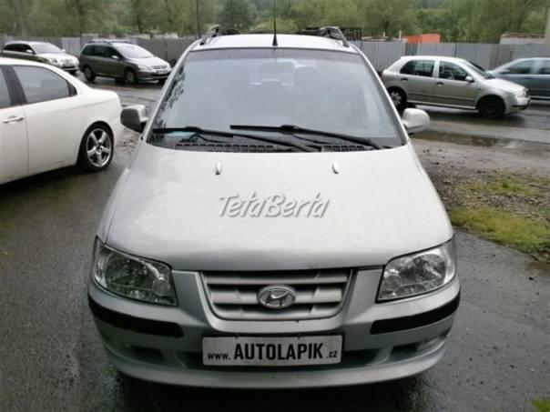 Hyundai Matrix 1,5CRDi 60kW klima, foto 1 Auto-moto, Automobily   Tetaberta.sk - bazár, inzercia zadarmo