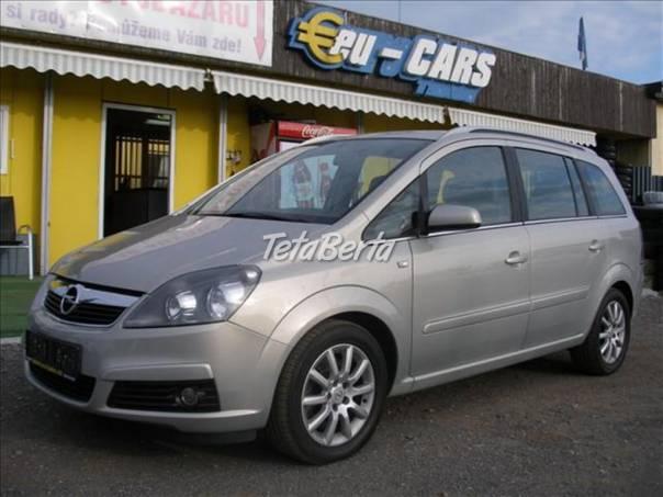 Opel Zafira 1.9 CDTi, foto 1 Auto-moto, Automobily | Tetaberta.sk - bazár, inzercia zadarmo