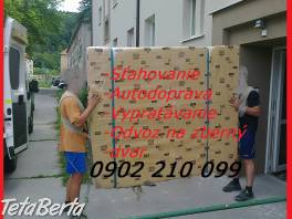 Sťahovanie Stará Turá 0902 210 099 Vypratávanie bytov, Autodoprava aj SR-EU , Obchod a služby, Preprava tovaru  | Tetaberta.sk - bazár, inzercia zadarmo