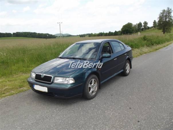 Škoda Octavia 1,8i 20V, foto 1 Auto-moto, Automobily | Tetaberta.sk - bazár, inzercia zadarmo