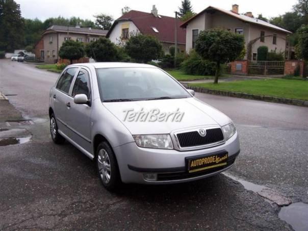 Škoda Fabia 1.2,12V, foto 1 Auto-moto, Automobily | Tetaberta.sk - bazár, inzercia zadarmo