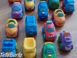 Detské gumené autíčka  , Pre deti, Hračky  | Tetaberta.sk - bazár, inzercia zadarmo