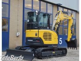Bager, rýpadlo Yanmar ViO50-6 nový ( 5 ton ) možná kúpa na splátky bez preplatenia , Poľnohospodárske a stavebné stroje, Stavebné stroje  | Tetaberta.sk - bazár, inzercia zadarmo
