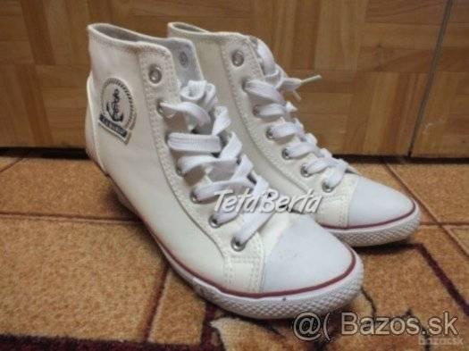 Predám dámske topánky číslo 41.  f1dc30c261f