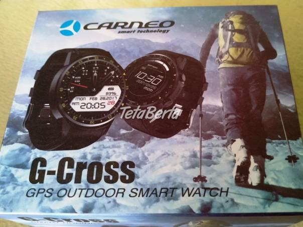 Predám Carneo G - Cross smart hodinky, foto 1 Móda, krása a zdravie, Hodinky a šperky | Tetaberta.sk - bazár, inzercia zadarmo