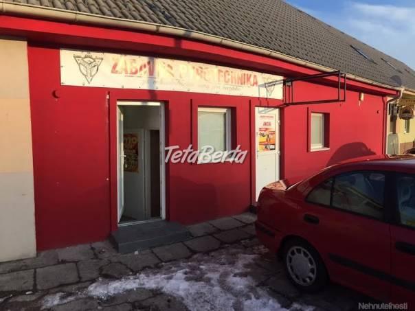 Predaj Obchodný priestor, Dúbravka - Trhová ulica., foto 1 Reality, Kancelárie a obch. priestory | Tetaberta.sk - bazár, inzercia zadarmo